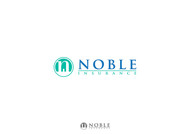 Noble Insurance  Logo - Entry #8