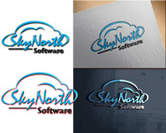 SkyNorth Software Logo - Entry #115