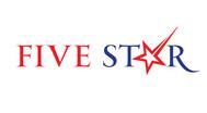 Five Star Logo - Entry #20