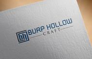 Burp Hollow Craft  Logo - Entry #201
