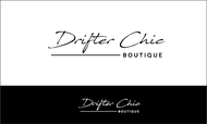 Drifter Chic Boutique Logo - Entry #27