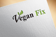 Vegan Fix Logo - Entry #324