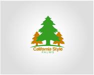 California Style Palms Logo - Entry #12