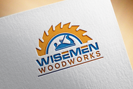 Wisemen Woodworks Logo - Entry #167