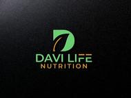 Davi Life Nutrition Logo - Entry #822