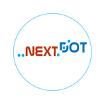 Next Dot Logo - Entry #125
