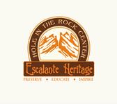 Escalante Heritage/ Hole in the Rock Center Logo - Entry #80