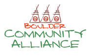 Boulder Community Alliance Logo - Entry #176
