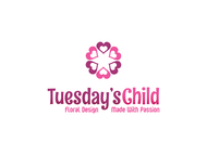 Tuesday's Child Logo - Entry #148