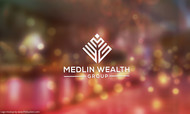 Medlin Wealth Group Logo - Entry #205