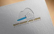 Bootlegger Lake Lodge - Silverthorne, Colorado Logo - Entry #31