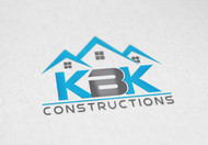 KBK constructions Logo - Entry #37