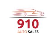 910 Auto Sales Logo - Entry #103