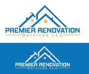 Premier Renovation Services LLC Logo - Entry #64