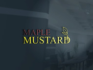 Maple Mustard Logo - Entry #97