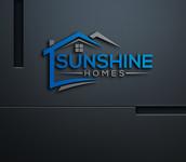 Sunshine Homes Logo - Entry #378
