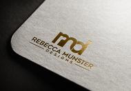 Rebecca Munster Designs (RMD) Logo - Entry #209