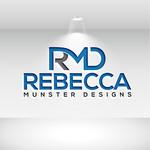 Rebecca Munster Designs (RMD) Logo - Entry #184