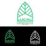 Lilac Hill Greenhouse Logo - Entry #80