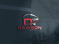 Dawson Transportation LLC. Logo - Entry #171