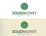 Solid Money Solutions Logo - Entry #184