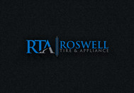 Roswell Tire & Appliance Logo - Entry #49