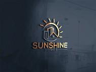 Sunshine Homes Logo - Entry #345