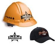 Five Star Logo - Entry #126