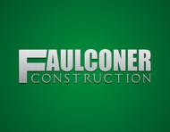 Faulconer or Faulconer Construction Logo - Entry #318