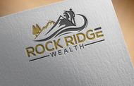 Rock Ridge Wealth Logo - Entry #289