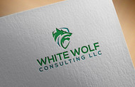 White Wolf Consulting (optional LLC) Logo - Entry #438