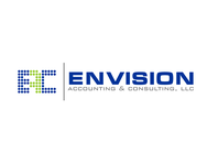 Envision Accounting & Consulting, LLC Logo - Entry #115
