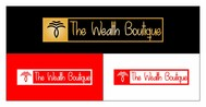 the wealth boutique Logo - Entry #55