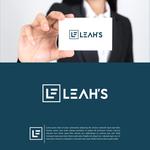 Leah's auto & nail lounge Logo - Entry #53