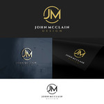 John McClain Design Logo - Entry #181