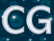 Cosmic Glazing Logo - Entry #45