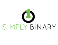 Simply Binary Logo - Entry #12