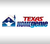 Texas Home Genie Logo - Entry #110