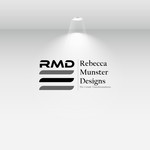 Rebecca Munster Designs (RMD) Logo - Entry #118