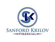 Sanford Krilov Financial       (Sanford is my 1st name & Krilov is my last name) Logo - Entry #499
