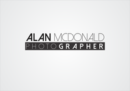 Alan McDonald - Photographer Logo - Entry #50