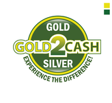 Gold2Cash Logo - Entry #40