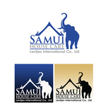 Samui House Care Logo - Entry #41
