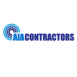 AIA CONTRACTORS Logo - Entry #15