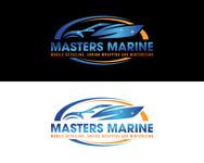 Masters Marine Logo - Entry #381