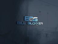 Bill Blokker Spraypainting Logo - Entry #16
