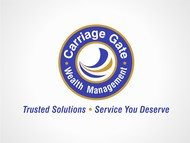 Carriage Gate Wealth Management Logo - Entry #143