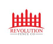 Revolution Fence Co. Logo - Entry #285