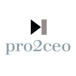 PRO2CEO Personal/Professional Development Company  Logo - Entry #73