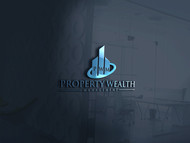 Property Wealth Management Logo - Entry #138